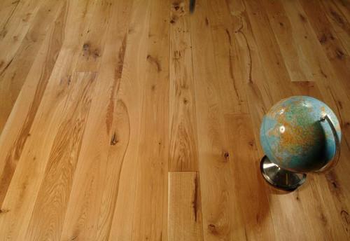 Dřevěná podlaha - Dub evroský wildlife - vzhled