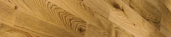 Dřevěná podlaha - Dub sukatý Living - vzhled