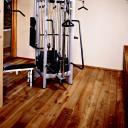 Dřevěná podlaha Fitness studio realizace 3