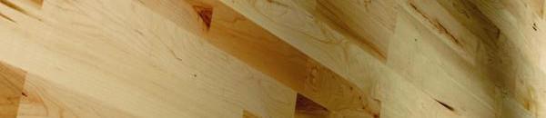 Dřevěná podlaha - Javor kanadský Living - vzhled
