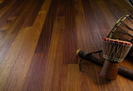 Dřevěná podlaha - Merbau Select - vzhled