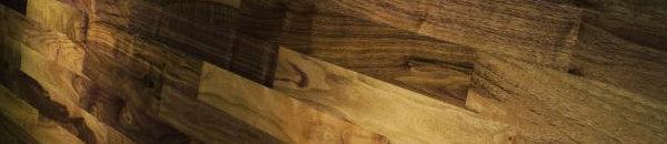 Dřevěná podlaha - Ořech americký living - vzhled