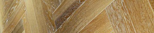 Parkety - Parketová podlaha - Dub bělený Natur - vzhled